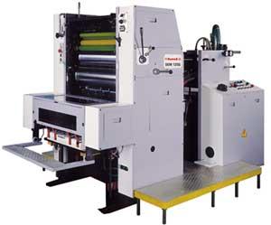 EBC in Rs. 24 lakhs in Offset Printer leikhia