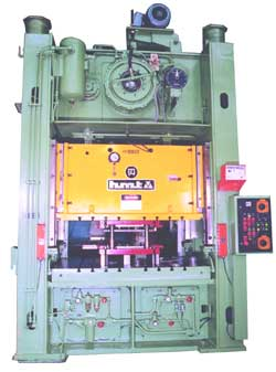 Gap Frame Mechanical Presses-E1/S-Gap-25T to 250T