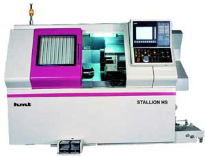 CNC Turning Center STALLION HS