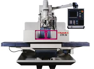 CNC Tool Room Milling M/c