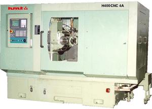 CNC Gear Hobber H400CNC 2A/3A/4A