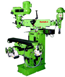 Ram Type Turret Milling Machine TRM 3V/5V
