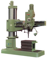 Radial Drilling Machine RM