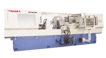 CNC Crankshaft Disc Grinding Machine CSG 500 CNC / CSG 500x800 CNC