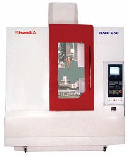 Die & Mould Machining Center DMC 650