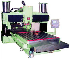 Double Column CNC Coordiante Drilling & Tapping Machine CDM 25