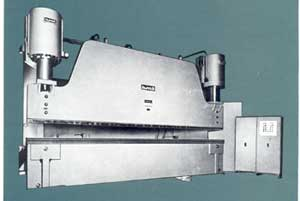 Hydraulic Press Brakes HB