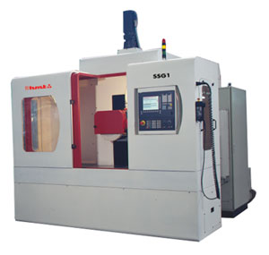 CNC Moving Column Surface Grinding Machine SSG1